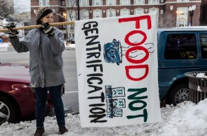 Fighting Pro-Hunger Policies In Chicago
